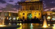 عمارت عالی قاپو ، آشنایی با عمارت عالی قاپو اصفهان
